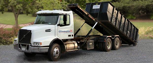 About Washington D.C. Dumpster Rental